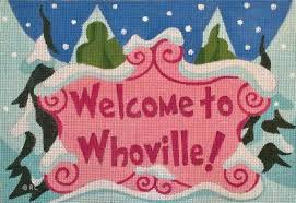 welcome to whoville bestitched needlepoint