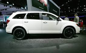 Dodge Journey Grey - 2013 detroit dodge expands blacktop package to journey durango