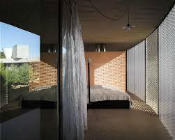 concrete homes designs antony gibbon u0027s lucent house is a serene minimalist retreat made