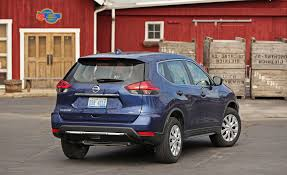 nissan rogue boot space 2017 nissan rogue in depth model review car and driver