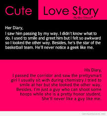story with message