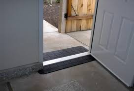 safepath ezedge rubber transition rs door entry transition