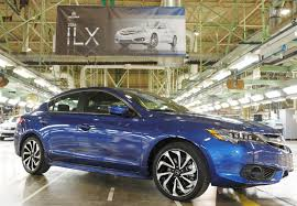 first acura acura celebrates first 2016 ilx built 2 millionth north american