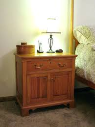 bedside gun safe bedside table with built in gun safe bedside