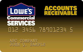 lowe u0027s business credit