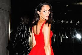 Meghan Markle Blog by Has The Meghan Markle Effect On Fashion Already Started Vanity Fair