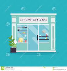 home decor market home decor facade decor shop ideal for market business stock