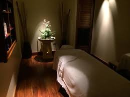 private massage room picture of mandara spa at hilton hawaiian
