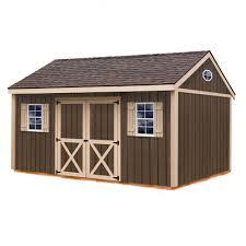 best barns wood sheds sheds the home depot