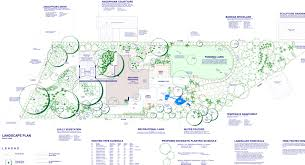 landscape design sample 5 cad design layout of family rear garden