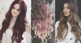 hair trends to try at least once in your life