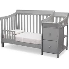Delta Bentley Convertible Crib Delta Children Bentley S Convertible Crib N Changer Combo Gray