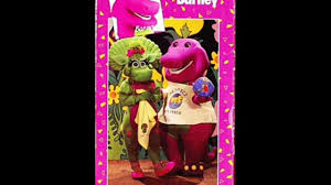 rock with barney audio cassette 1991 dailymotion video