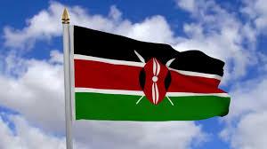 Oromo Flag The Beauty Of The Kenyan Flag National Anthem Youtube