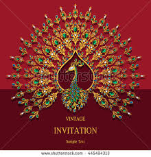 wedding backdrop graphic wedding invitation card abstract background islam stock vector