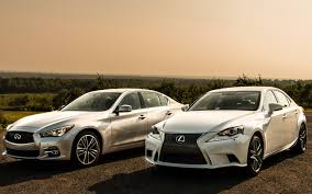 nissan infiniti 2015 infiniti q50 vs lexus is 350 the devil is in the details the