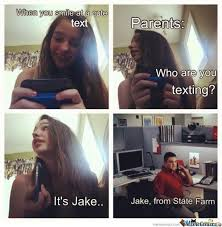 Jake From State Farm Meme - jake from state farm by melaniepaige meme center