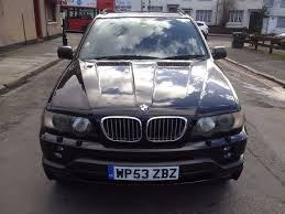 Bmw X5 V8 - bmw x5 4 6is suv v8 lpg cheap to run automatic black