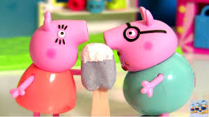 Peppa Pig Play Doh Peppa Pig Toys And Play Doh Cupcakes Maker Kidtoygames