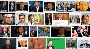 Leonardo Dicaprio Meme Oscar - best actor watch the curious case of leonardo dicaprio and oscar