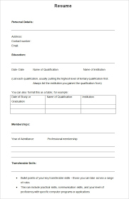 blank resume templates pdf blank resume template pdf health symptoms and cure