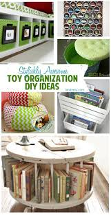 Diy Toy Storage Ideas 560 Best Diy Storage And Organization Ideas Images On Pinterest