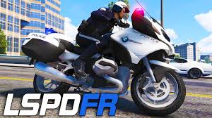 Chp Code 1141 by Lspdfr 154 Lapd Motorcycle Youtube