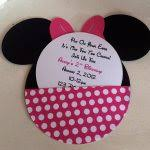 tips for choosing minnie mouse birthday party invitations free
