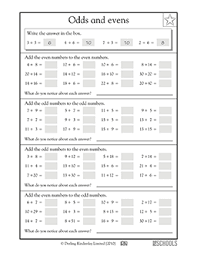 odds and evens worksheet free worksheets library download and