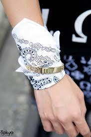 bandana wristband bandana bracelet jewelry to die for bandanas