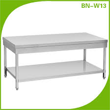 stainless steel kitchen island prep work table buy kitchen island