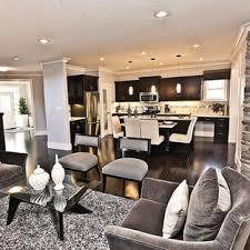 17 best open concept kitchen living room images on pinterest