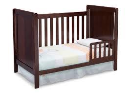 When To Convert Crib To Toddler Rail Cypress 4 In 1 Crib Delta Children