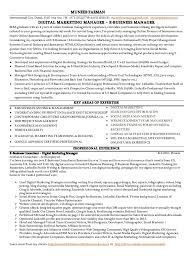 Marketing Specialist Resume Sample by Digital Marketing Resume Template Virtren Com