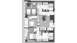 Hotel Suite Floor Plans by Park Hyatt New York Google Search Podium Pinterest