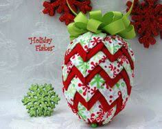 pinecone ornament pattern folded fabric pine cone ornament how