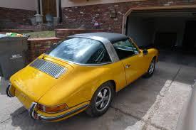porsche 911 s 1969 for sale porsche 911 coupe 1969 signal yellow for sale 119310268 1969