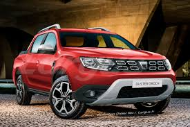 renault duster oroch dacia duster oroch le nouveau duster en version pick up en