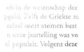 scratched letter www hansje net
