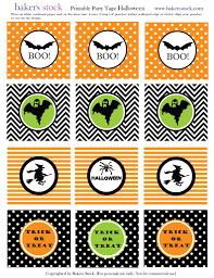 free printable spooky halloween cupcake topper