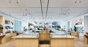 The Modern Furniture Store by Art Institute Of Chicago Museum Store Retail Design Charles