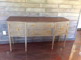 painting an antique sideboard hometalk