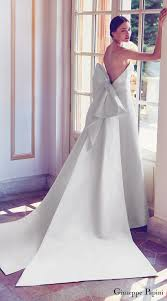 Wedding Dresses With Bows Giuseppe Papini 2017 Wedding Dresses Crazyforus