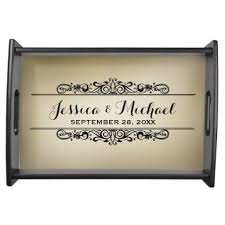 personalized tray 31 best personalized serving trays images on trays