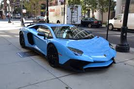2016 Lamborghini Aventador - 2016 lamborghini aventador lp 750 4 sv stock 04463 for sale near
