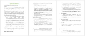5 franchise agreement templates to write a perfect agreement