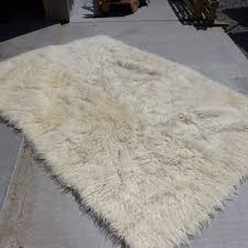 Flokati Wool Rug Vintage Area Rug Auction Antique Area Rugs And Accent Rugs In