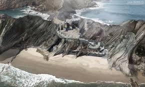 game of thrones dragonstone table the amazing concept art of game of thrones season 7 part 2 kieran