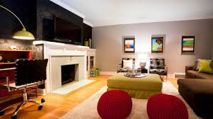 some great ideas for selecting the best basement paint colors