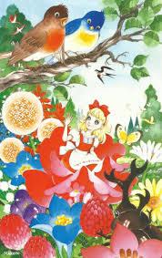 23 best thumbelina macoto takahashi images on pinterest shojo
